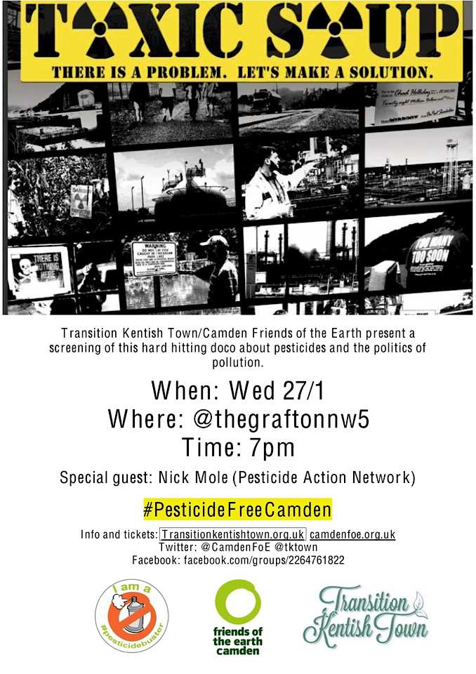 Film Night at The Grafton – Poster